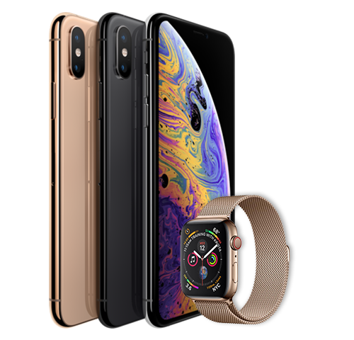 iphone xs max apple watch 4 gewinnen. Black Bedroom Furniture Sets. Home Design Ideas
